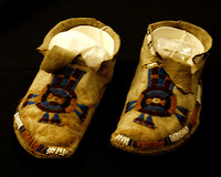 Moccasin Native American Artifacts